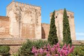 The Alcazaba in Granada — Stock Photo