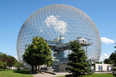 Montreal Biosphère — Stock Photo