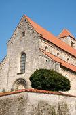 Bazilika svatého michaela v altenstadt im pfaffenwinkel, německý — Stock fotografie
