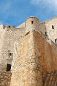 Pope Luna's Castle in Peniscola, Valencia — Stock Photo