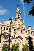 Santos Juanes church in Valencia — Stock Photo