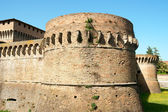Fortress of Ravaldino in Forlì, Italy — Stock Photo