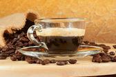 Italian espresso — Stock Photo