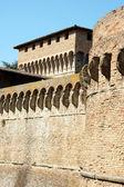 Fortress of Ravaldino in Forlì, Italy — Stock fotografie