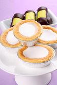什锦瑞典甜食 — 图库照片