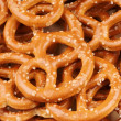 Pretzels background - Stock Photo