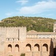 The Alhambra in Granada, Spain — Stock Photo