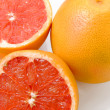 Ruby grapefruit — Stock Photo