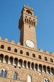 フィレンツェ ヴェッキオ宮殿 — ストック写真