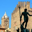 Stock Photo: Glimpse of Bologna