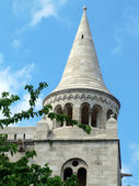 Fishermen's Bastion — Foto Stock