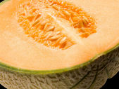 Melon closeup — Stock Photo