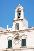 Polignano a Mare Town Hall — Stock Photo