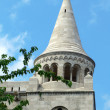 Fishermen's Bastion Budapest — Stock Photo