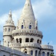 Fishermen's Bastion in Budapest — Stock Photo