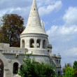 Fishermen's Bastion — Stock Photo