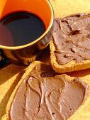 Desayuno italiano — Foto de Stock
