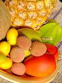 Exotic fruit — Stock Photo