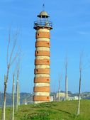 Lighthouse in Belem — Stock Photo
