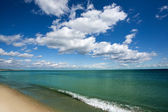 Beautiful seascape. — Stock Photo