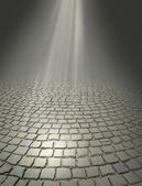 Rays of light — Stock Photo