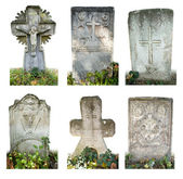Old graves — Stock Photo
