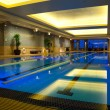 Indoor swimming pool — Stock Photo #7309333