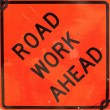 Road work sign — Stock Photo #7309581
