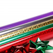 Gift Wrap — Stock Photo
