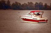 Liesure Boating — Stock Photo
