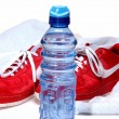 Runner Workout Gear - Foto Stock