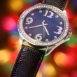 Bling Watch — Stockfoto