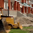New Housing Construction - Stock Photo