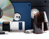 Information storage — Stock Photo