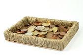 Peníze peníze — Stock fotografie