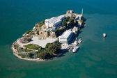 Alcatraz jail in San Francisco — Stock Photo