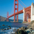The Golden Gate Bridge in San Francisco — Stock Photo #7560662