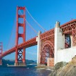 The Golden Gate Bridge in San Francisco — Stock Photo #7576491