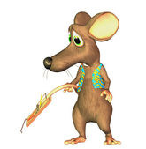 Toon mouse — Stock Photo