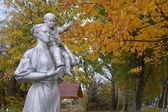 Monumento de la madre y al niño. — Foto de Stock