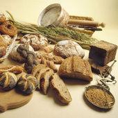 Mixed bread — Stock Photo