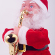 Stock Photo: SantClaus doll