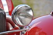 Linterna del coche — Foto de Stock