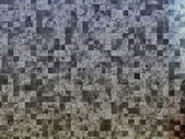 Abstract squares gray background — Stock Photo