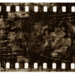 Abstract old  grunge film background - Stock Photo