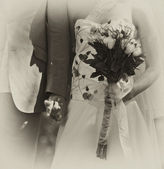 Bruiloft — Stockfoto