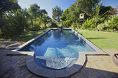 Swimming pool — Стоковое фото