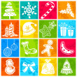 Christmas Element — Stock Vector