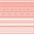 Lace Border - Stock Vector