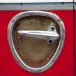 Old vintage fire engine — Stock Photo #7079123
